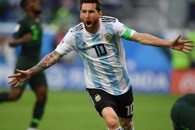Revés a favor de Argentina y gana 2-1