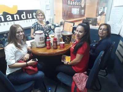 """Mujeres emprendedoras de """"La Caporal"""" nos visitan en 'Casa Abierta'"""
