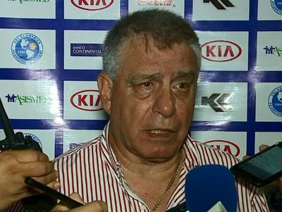 Somos un equipo bastante cansado, dijo Almeida