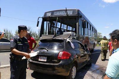 Imprudencia de conductores en rutas causó dos fallecidos
