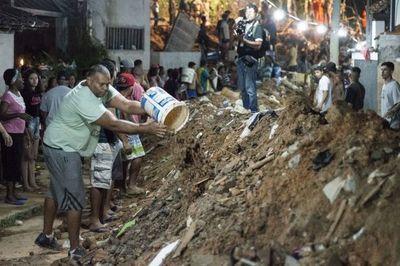Aumenta a 14 el número de muertos por alud en Rio de Janeiro
