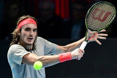 Tsitsipas, el mejor de la próxima generación del tenis