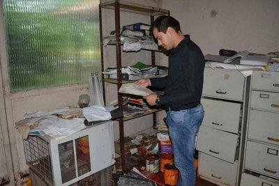 Vuelven a hurtar equipos de la Junta Municipal de CDE