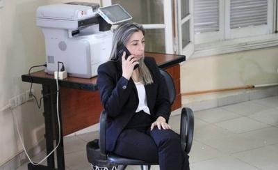 HOY / Declaración indagatoria de la cuñada del diputado D'Ecclesiis