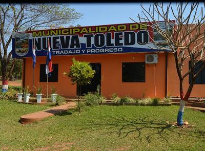 Nueva Toledo, con apenas 7 años es municipio modelo de desarrollo