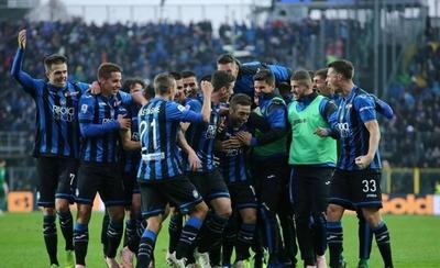 HOY / El Inter naufraga 1-4 ante el Atalanta