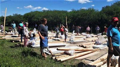 Río Paraguay casi alcanza 6 metros y deja 6.000 familias afectadas