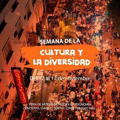 """""""La Semana de la Cultura y la Diversidad"""" con varios atractivos"""