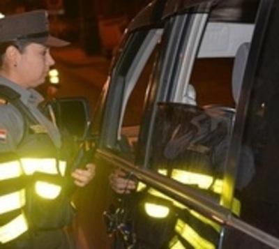 En siete días retuvieron a más de 300 conductores alcoholizados