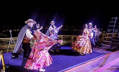 HOY / Banda y Ballet Folklórico Nacional cautivan a invitados internacionales