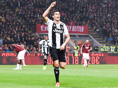 Juventus venció al Milan y sigue invicto en la Serie A