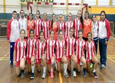 Paraguayas son campeonas Sub 16