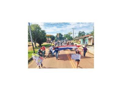 En Mbocayaty temen ante supuesta injerencia de Duré