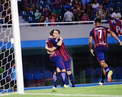 Cerro Porteño ganó y queda a cinco puntos de Olimpia