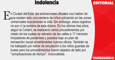 Indolencia