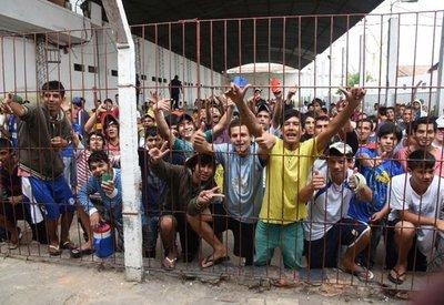 El abuso de la prisión preventiva provoca hacinamiento en cárceles paraguayas