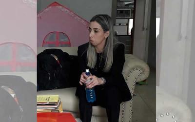 Cuñada de D'ecclesiis no explicó que hacían restos de cocaína en su avión