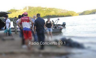 Tras días de angustia hallaron cuerpo de joven que cayó al río