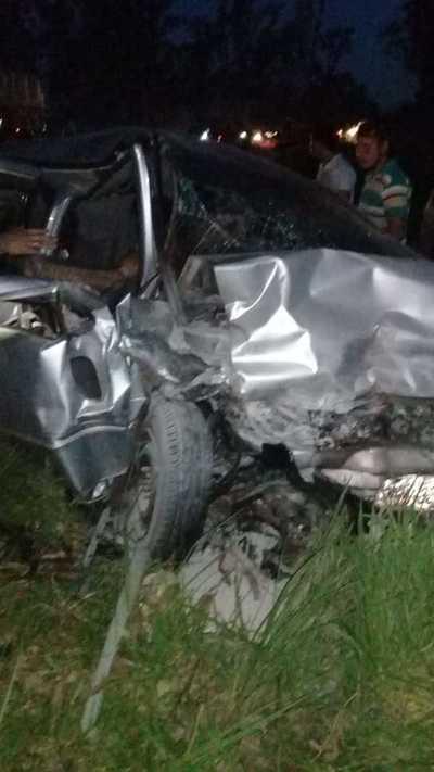 Fatal accidente en San José de los Arroyos – Prensa 5