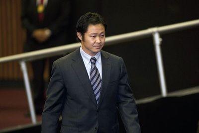 Con Keiko presa ¿llegó la hora para Kenji Fujimori en Perú?
