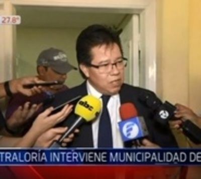 Contraloría se instala en Municipalidad de CDE en busca de documentos