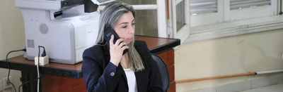 Cuñada del diputado D'Ecclessis irá a la cárcel Buen Pastor