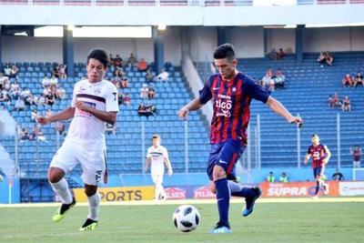 Goles Clausura 2018 Fecha 18: Cerro Porteño 3 – Gral. Díaz 1