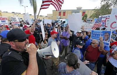 Habrá recuento de votos en Florida ante estrecha diferencia en resultados