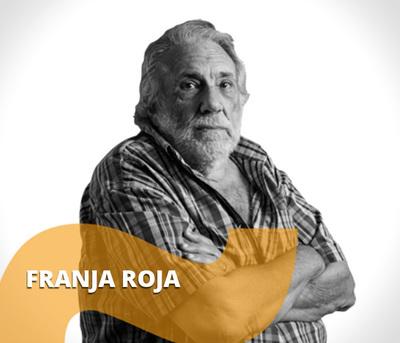 Franja Roja con la conducción de Humberto Rubin