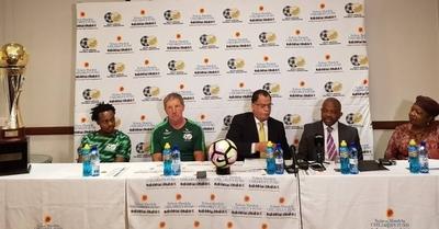 HOY / Sudáfrica confirma amistoso con Paraguay