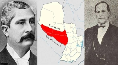 HOY / El día en que el Presidente Hayes  evitó que Brasil y Argentina se  apropien de gran parte del país