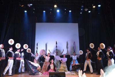"Con gran éxito se realizó el festival ""Música paraguaya ha Chamamé"""