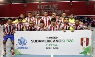 HOY / Un digno tercer puesto para el seleccionado guaraní