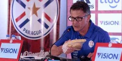 Osorio ya convocó a los 24 para el juego contra Sudáfrica