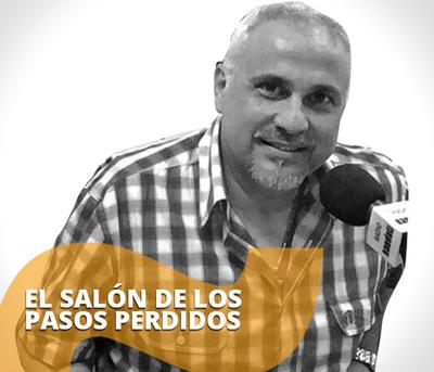 El Salón de los Pasos Perdidos con Luis Rubin, Cerika, José Antonio y El Arqui