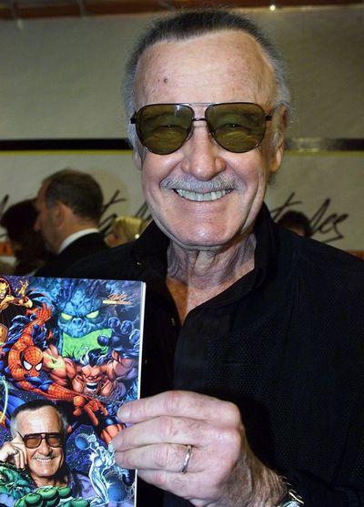 La leyenda del cómic Stan Lee fallece a los 95 años