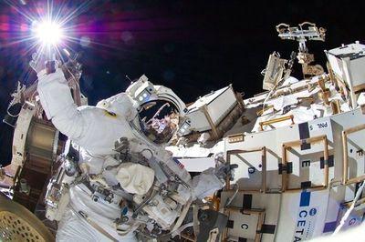 Estación Espacial se podrá ver desde Paraguay, esta noche