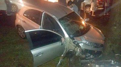 Funcionario municipal, arreado por Zacarías, muere en accidente