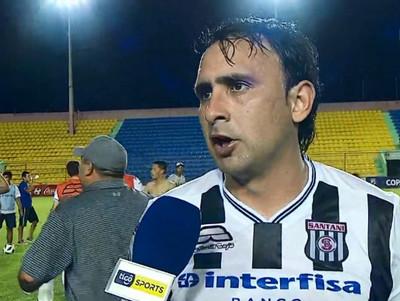 Osmar Molinas, la figura del partido