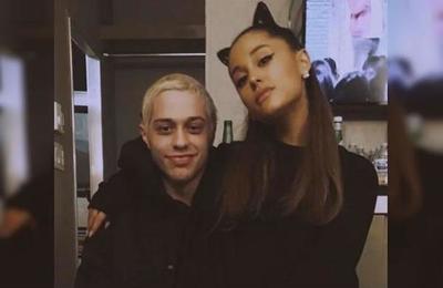 La explosiva reacción de Ariana Grande contra su exnovio Pete Davidson y que luego borró de Twitter