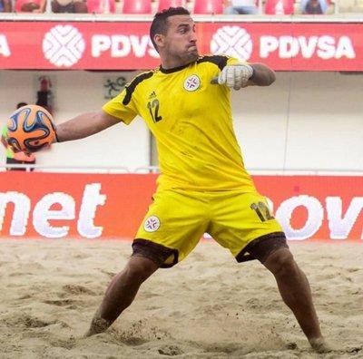 Olimpia y Cerro Porteño, en fútbol playa