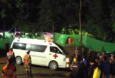 Rescatan a dos niños más en Tailandia