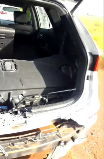 Bandidos fuertemente armados emboscaron a un comerciante y robaron millonario botín