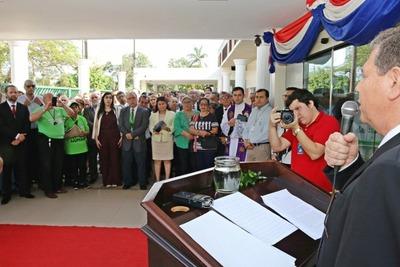 Remodelan parte de la Fundación Tesãi y habilitan más consultorios