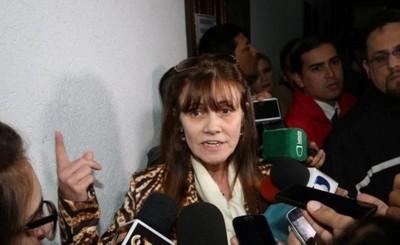Laura Casuso murió tras ser baleada en Pedro Juan Caballero