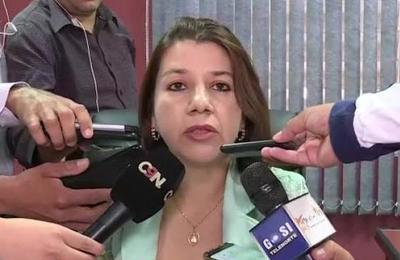 Fiscal Sandra Díaz se refiere al asesinato de la abogada Laura Casuso