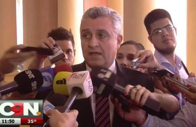 Mnistro del Interior se refiere al asesinato de Laura Casuso