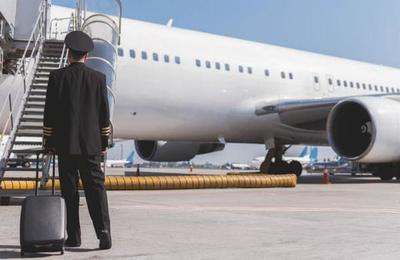Piloto con miedo a volar ganó una demanda por despido injustificado