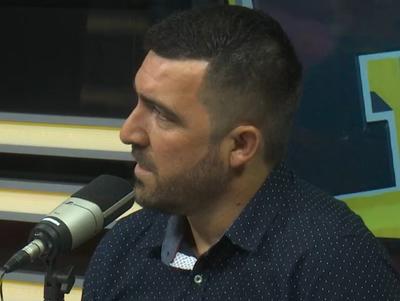 Héctor Marecos en charla con la Rock & Gol TV