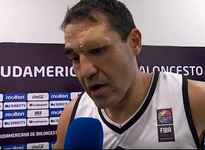 Javier Martínez analizó la primera victoria de los Kings